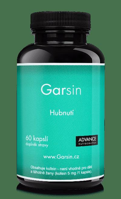 garsin advance doplněk stravy 60 kapslí