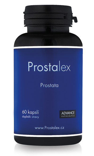 Prostalex na prostatu